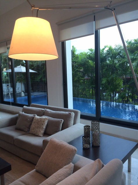 Modern Tropical House in Malaysia   My Home Boutique on Tropical Outdoor Living id=90323